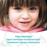 Voldik - väike meelespea lapse hammaste hooldusest (vene keeles)