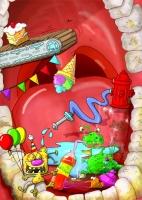 Poster: Bakterid ja katt 2