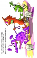 Poster: Bakterid ja katt
