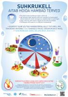 Suhkrukella tutvustav poster