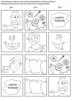 Tööleht: Hambasõbralik ja hambavaenulik päev