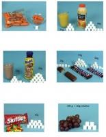Poster: Suhkur toidus