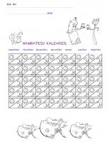 Hambapesu kalender